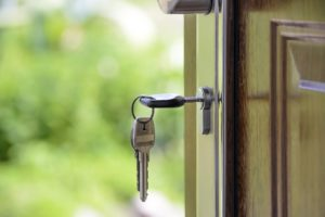 How a Composite Front Door Can Improve Your Home's Security