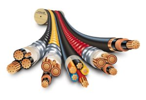 Get to know the Electrical Cable Parts and Types!